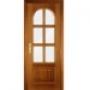 Двери Волховец Классика Красное дерево 1102