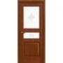 Двери Волховец Interio 1132 Анегри Шоколад