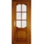 Двери Волховец Классика Красное дерево 1092