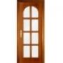 Двери Волховец Классика Красное дерево 1104