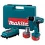 Шуруповерт аккумуляторный Makita 6271 DWAE