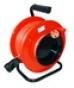удлинитель силовой LUX К1-0-30, 1 выносная розетка, на катушке