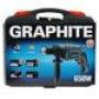 ударная дрель Graphite 58G716, 650 Вт