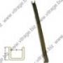 42 222 00 : Цинковый U-образный профиль 4 х 4 мм