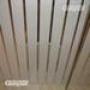Потолок Geipel реечный. Рейка 84N*; модуль 100; L= 4м; белая