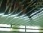 Потолок Geipel реечный. Рейка 84N*; модуль 100; L= 4м; металик