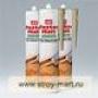 Акриловый герметик для паркета, плинтусов, ламината и других дер