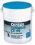 Химически стойкое гидроизоляционное покрытие Ceresit CE 49 (10кг
